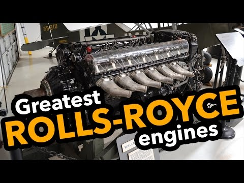 10 Greatest Engines Rolls-Royce Has Ever Produced