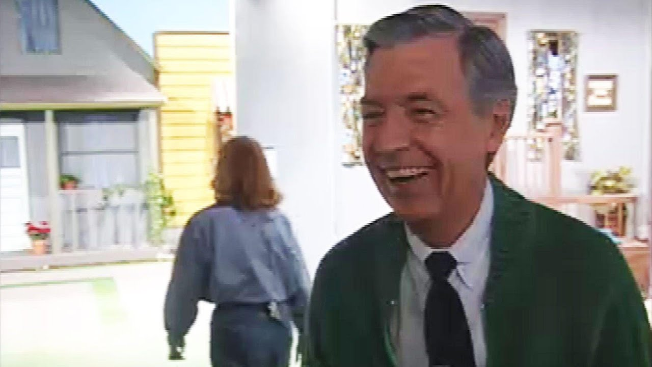 Watch Rare Et Footage With Mister Rogers Youtube
