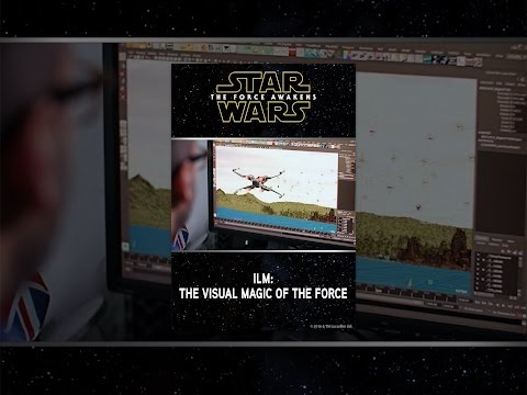 ILM: The Visual Magic of the Force