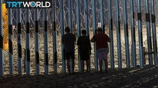 Deported Migrants: Mexican immigrants deported home from US