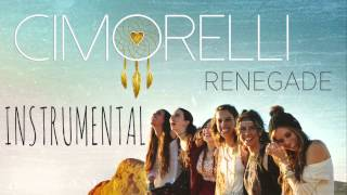 CIMORELLI - Renegade (Instrumental/Karaoke NEW Studio Version)
