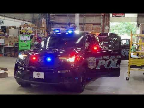 Ford 2020 Interceptor