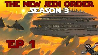 Star Wars Empire at War - The New jedi Order 0.7 (New Republic) Ep 1