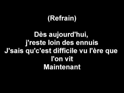 Maska Feat. The Shin Sekaï - Loin Des Ennuis (Parole)