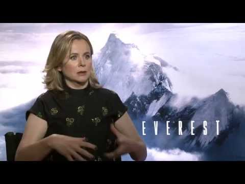 Everest Interview - Emily Watson