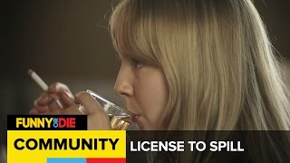Hapstance Films: License to Spill