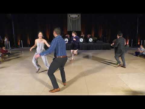 Lindyfest 2019: Newcomer Draw Finals