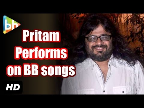 Exclusive: Pritam Chakraborty Sings 'Chicken KUK-DOO-KOO' and 'Tu Jo Mila'
