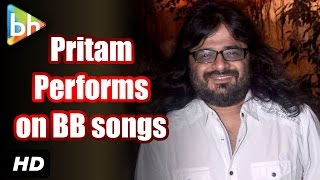 Exclusive: Pritam Chakraborty Sings