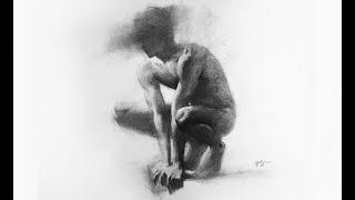 ZIMOU TAN | ART | How to draw, a male figure.