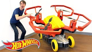 Hotwheels GIANT Drone Racerz Car #1, for Bladez Toyz | XRobots