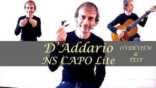 D'addario Planet Waves NS Capo Lite