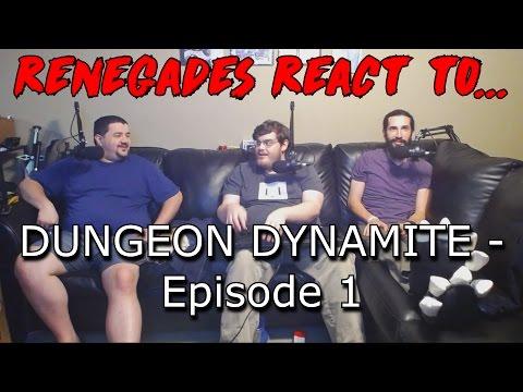 DUNGEON DYNAMITE (Episode 1) - REACTION!