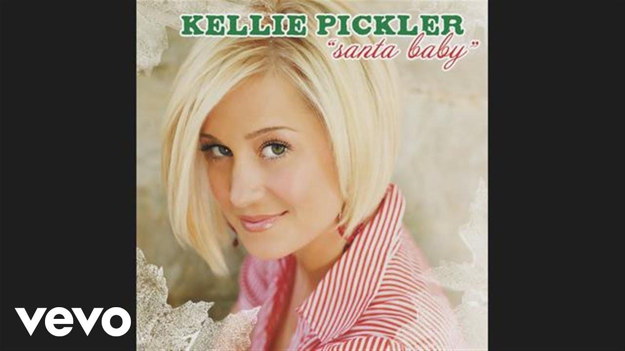 Kellie Pickler - Santa Baby (Audio) - YouTube