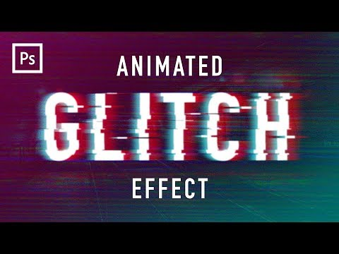 Thank You Wallpaper Animated Photoshop Tutorials Glitch Animation Youtube