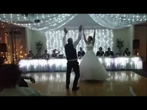 Surprise Father and Daughter Dance
