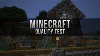 Minecraft on i7 3770 + GTX 660 + 16GB RAM