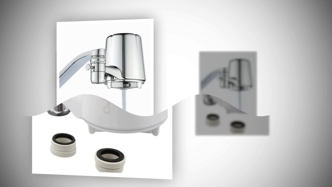Best Faucet Mounted Water Filters