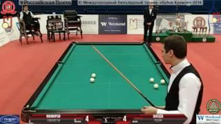 Контра #74: Мамиров vs Шкода на Кубке Кремля
