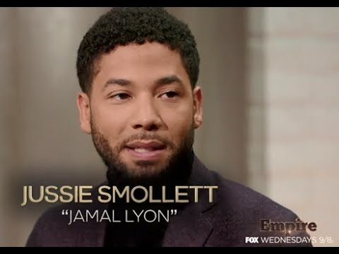 Jussie Smollett and Ta Rhonda Jones LIVE on Empire Facebook After Show December 2016