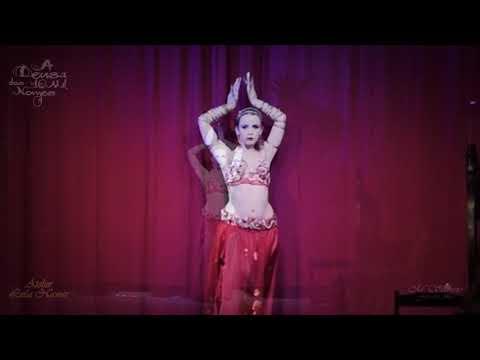 Hafiza Nawar  -  Tribal Fusion - Lótus Dance - Atelier Leila Nawar