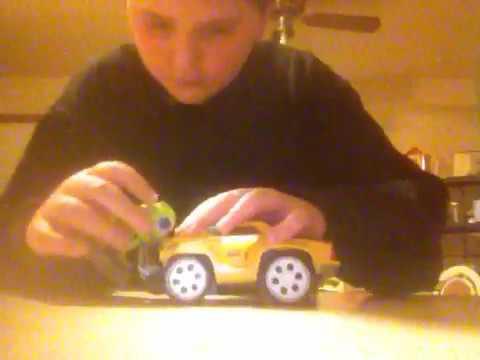 Monster S Inc Car