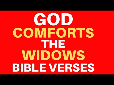 10 Bible Verses About Widowhood | Get Encouraged