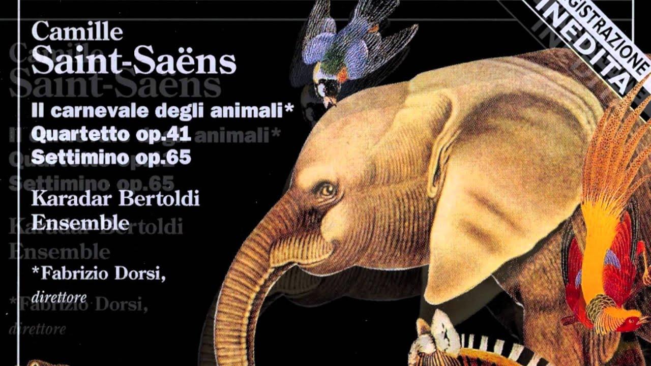 Il carnevale degli animali galline e galli camille saint saëns