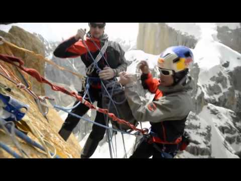 Interview with David Lama: change, Cerro Torre expedition and collaboration with Gore-Tex