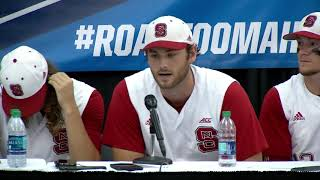 Press Conference: NCAA Regionals NC State vs Auburn