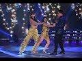 Moria Casán bailó la salsa de a tres junto a Fredy Villarreal y Soledad Bayona