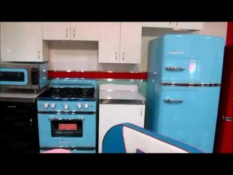 Big Chill Retro Kitchen and Appliances