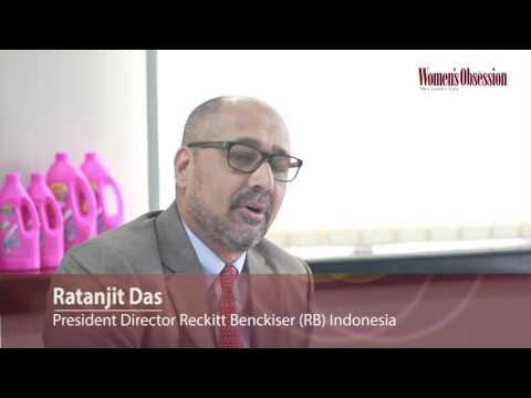 Ratanjit Das | President Director Reckitt Benckiser (RB) Indonesia