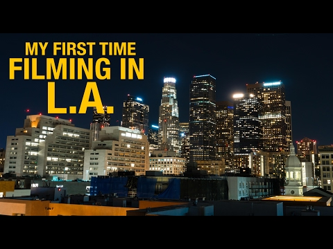 HOW I GOT MY FIRST BIG FILM PRODUCTION JOB | Los Angeles, CA