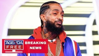 Rapper Nipsey Hussle Shot Dead - LIVE BREAKING NEWS COVERAGE