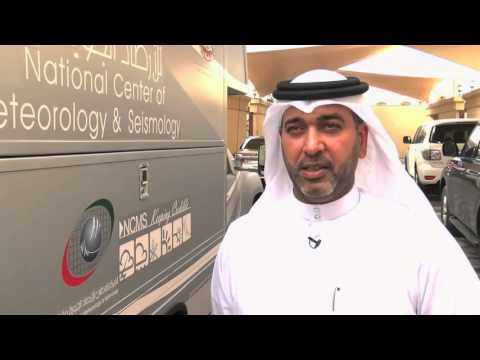 Cloud seeding in UAE  a report by BBC News