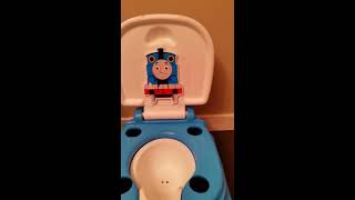 Fisher Price Thomas Railroad Rewards Potty Review