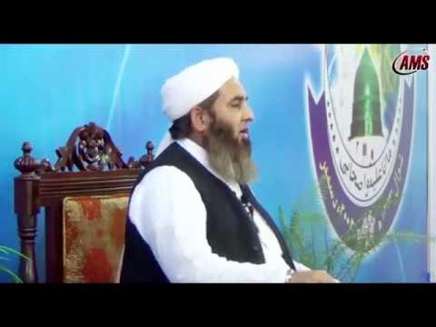 Nabi Ka Sema Davaman Ha, Molana Muhammad Ilyas Ghumman