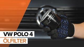 Wie Motorölfilter VW POLO (9N_) wechseln - Online-Video kostenlos