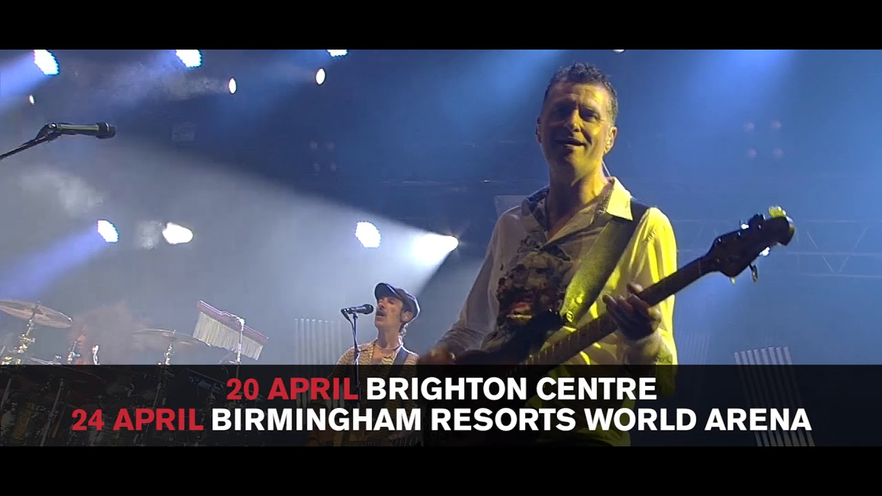 Peter Gabriel Tour 2020.Simple Minds 40th Anniversary Uk Tour 2020