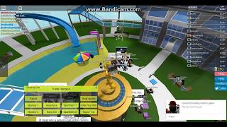 Custom Roblox Trade Hangout GUI made for Ezy! DEANS GUIS