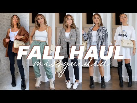 HUGE MISSGUIDED FALL