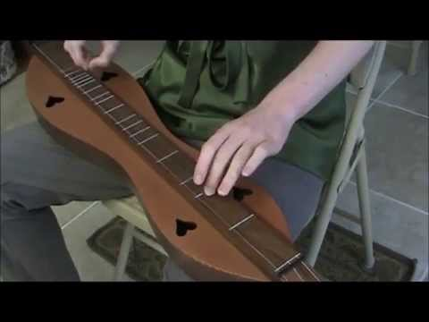 The Lark in the Clear Air- Arr. w/ Tab for Intermediate-to-Advanced Mountain Dulcimer Players