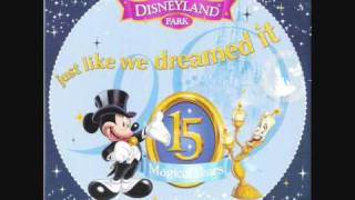 Watch Disney Just Like We Dreamed It video