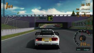 Gran Turismo 3 - Opel Calibra Touring Car '94 30,000HP PS2 Gameplay HD