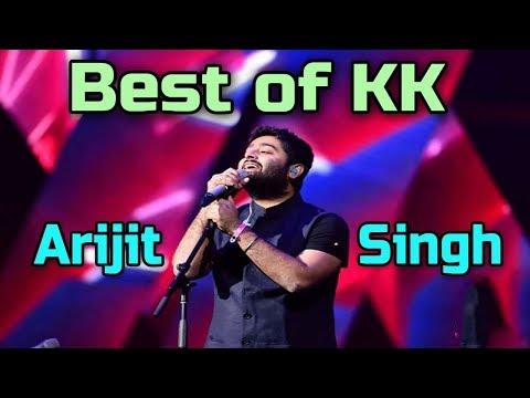Best of KK | Arijit Singh Live Singing Hits Songs of KK