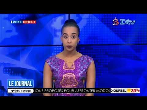 JT Français 20h  du vendredi 13 avril 2018
