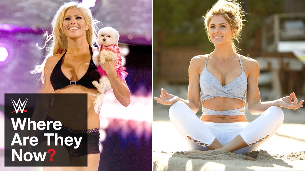 Torrie Wilson: Where Are They Now? - YouTube