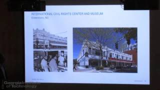 """Philip Freelon """"Designing in the Public Realm - Recent Museum and Library Projects"""" 03.04.2015"""