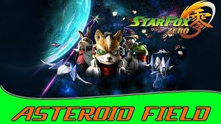 Star Fox Zero Playthrough - Area 3 Alternate route to Asteroid Field